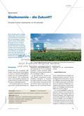 Bioökonomie – die Zukunft?: Produkte in einem Unternehmen vor Ort erkunden Preview 1