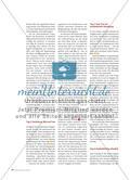 """Goethes """"Zauberlehrling"""" im medienintegrativen Unterricht Preview 2"""