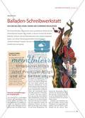 Der Taucher: Das Schreiben eigener Balladen in einer Dichterwerkstatt Preview 1
