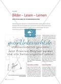 Bilder – Lesen – Lernen: Ideen für die Arbeit mit informierenden Bildern Preview 1