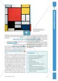 Farben, Linien und Flächen wie bei Mondrian Preview 2