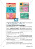 Quadrate aus Quadraten - Einstieg in die Multiplikation großer Zahlen mit Eigenproduktionen Preview 3
