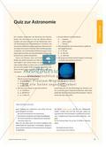 mathe spezial: Quiz zur Astronomie Preview 1