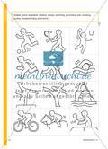 Ready, Steady, Go! - Sportarten-Wortschatz erarbeiten Preview 3