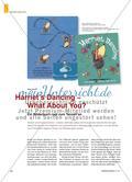 Harriet's Dancing – What About You?: Ein Bilderbuch regt zum Tanzen an Preview 1