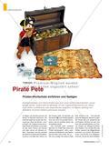 Pirate Pete - Piraten-Wortschatz einführen und festigen Preview 1