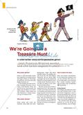 We're Going on a Treasure Hunt - In einer action story auf Schatzsuche gehen Preview 1