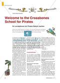 Welcome to the Crossbones School for Pirates - An Lernstationen ein Piraten-Diplom machen Preview 1