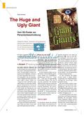 The Huge and Ugly Giant - Vom 3d-poster zur Personenbeschreibung Preview 1