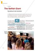 The Selfish Giant - Storytelling mit dem Kamishibai Preview 1