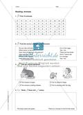 Match the Words and the Pictures! - Kinder ans Schriftbild heranführen Preview 4