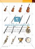 Instrumenten-Bingo! - Instrumentennamen und Klänge spielerisch festigen Preview 2
