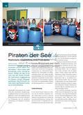Piraten der See: Rhythmische Ausgestaltung eines Piratenliedes Preview 1