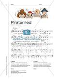 Ein Piratenlied zum Mitsingen und Musizieren Preview 2
