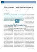 Mittelalter und Renaissance - Der Beginn abendländischer Musikgeschichte Preview 1