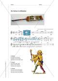 Narrenkappe und Schellenrassel - Instrumentenbau mit der ganzen Klasse Preview 3
