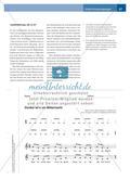 Singen wie die Mönche im Mittelalter - Einblicke in und Übungen zur relativen Solmisation Preview 3