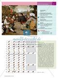 Die Bauernhochzeit von Leopold Mozart - Musik zum Hören, Mitspielen und Malen Preview 2