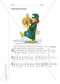 Zwei Waldlieder zum Mitspielen und Mitsingen im Anfangsunterricht Preview 3
