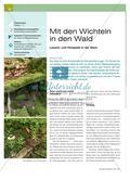 Ein Wandertag im Wald: Lausch- und Hörspiele in der Natur Preview 1