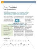 Zum Gali Gali - Singen und Klassenmusizieren Preview 1