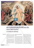Die Auferstehung Christi und die neue Welt Gottes - Zur Theologie der Aufstehung Preview 1