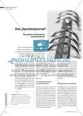 """Das """"Epochenjournal"""" - Eine Epoche recherchieren und präsentieren Preview 1"""
