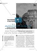 Sprachbilder in der Politik - Analogien als Strategie der Meinungsbeeinflussung Preview 1