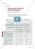 Sprachwandel abbremsen oder beschleunigen? - Die Ausklammerung im Deutschen Preview 1