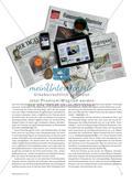 Zeitungstexte und aktuelle Fragestellungen Preview 2