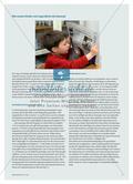 Zeitungstexte und aktuelle Fragestellungen Preview 4
