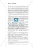Erarbeitung und Anwendung der Merkmale und Struktur einer Glosse Preview 5