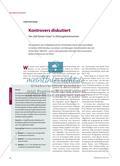 """Die Kontroverse um den """"Fall Günter Grass"""": Analyse und Reflexion Preview 1"""