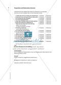 Wo steht das Verb? - Hauptsätze und Nebensätze erkennen lernen Preview 10