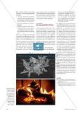 """""""Die ersten Frostblumen öffneten ihre Blüten"""" - Symbole in Andreas Steinhöfels Kurzgeschichte Winterlandschaft Preview 5"""