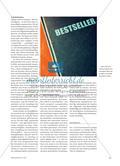 Literaturkritik - Von der professionellen Rezension zur eigenen Kritik Preview 3