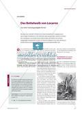 Das Bettelweib von Locarno - Aus einer Leistungsaufgabe lernen Preview 1