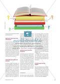 """""""Eignet sich diese Kurzgeschichte für ein Schulbuch?"""" - Schüler bewerten Unterrichtstexte Preview 2"""