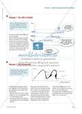 Sanitäter sind doch keine Hellseher! - Funktionsgraphen inhaltlich verstehen und anderen erklären Preview 2
