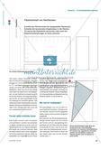 Ein Dreieck ist ein halbes Rechteck - Formeln zur Flächenberechnung selbst erarbeiten lassen Preview 2