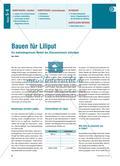 Bauen für Liliput - Ein maßstabsgetreues Modell des Klassenzimmers Preview 1