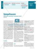 Spiegelhausen - Eigenschaften symmetrischer Anordnungen Preview 1