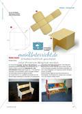 Schule gestalten - Das Modell eines Möbelstücks Preview 2