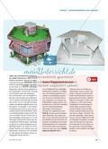 Außergewöhnliche Wohnhäuser - Miniaturmodelle nach eigenen Plänen und Berechnungen Preview 4
