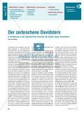 Der zerbrochene Davidstern - Entwurf von Schaukästen Preview 1
