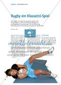 Rugby ein Klasse(n)-Spiel Preview 1