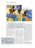 Bouldern, Klettern, Balancieren: Problemlösen im Sportunterricht Preview 2