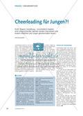 Cheerleading für Jungen?! Preview 1
