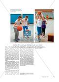 Basketball im Sportunterricht der Grundschule Preview 4