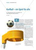 Korfball als Variante des Basketballs Preview 1